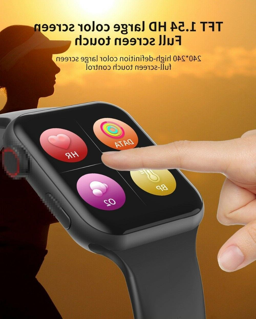 W54 4 Bluetooth Heart IOS Android