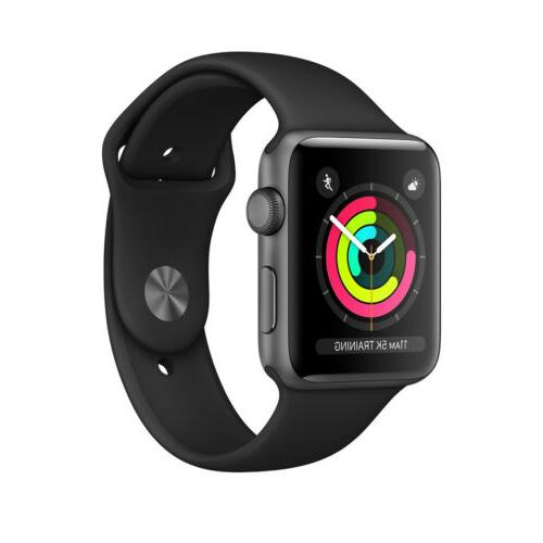 Apple Series - - GPS Only - Smart Watch