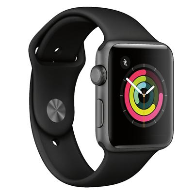 watch series 3 gps 42mm space gray