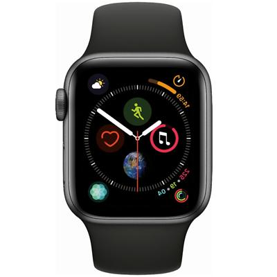 Apple Watch GPS 40mm Case with Black Band