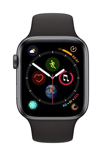 AppleWatch Series4 - Gray with Black