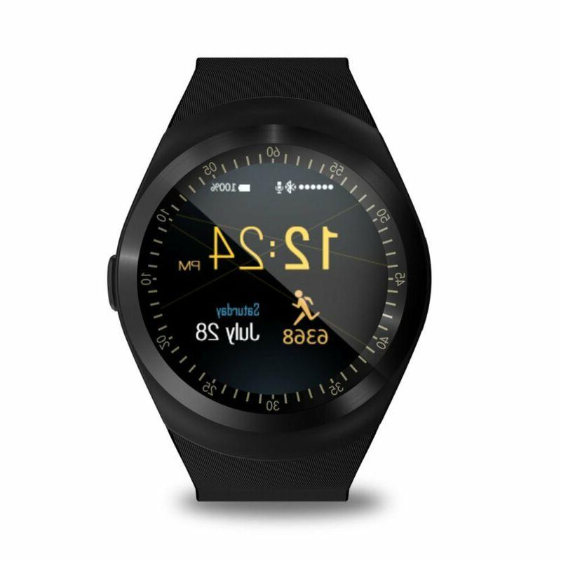 Waterproof Bluetooth Smart Watch For Android IOS iPhone Sams