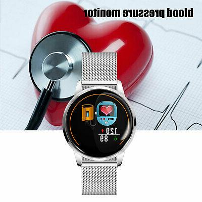 Waterproof Sport Smart Blood Heart Monitor for iOS