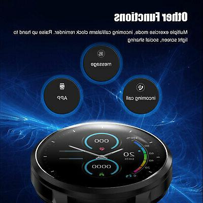 Waterproof Blood Pressure Heart Monitor Android