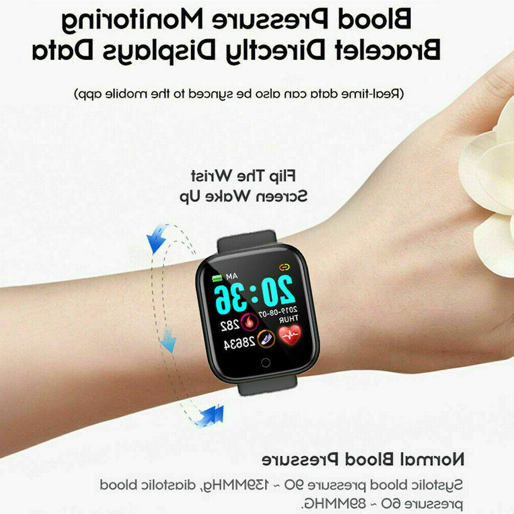Waterproof Smart Watch Phone Mate iphone IOS Android Samsung LG