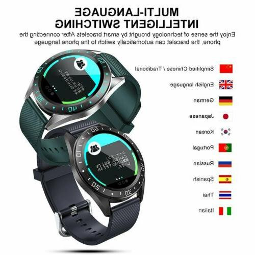 Waterproof Smart Fitness Heart Monitor Android