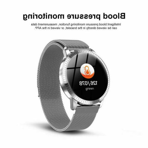 Waterproof Smart Watch Rate Bracelet For iPhone Android