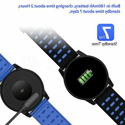 Waterproof Smart Blood Heart Monitor for iOS Android