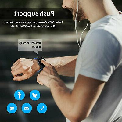Waterproof Smart Blood Heart Monitor