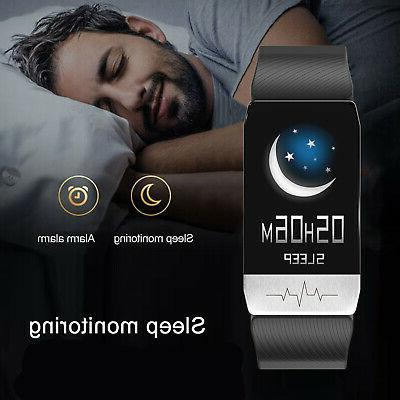 Waterproof Sport Blood Heart Monitor For iPhone IOS