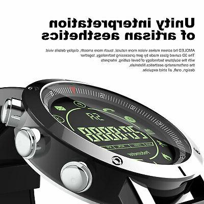 Bluetooth Smart GPS Waterproof Watches for Android IOS
