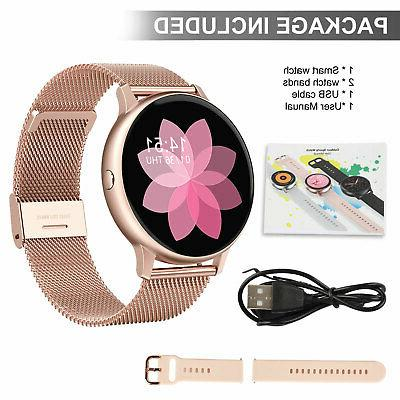 Women Smart IP67 Waterproof Mate For Android Samsung
