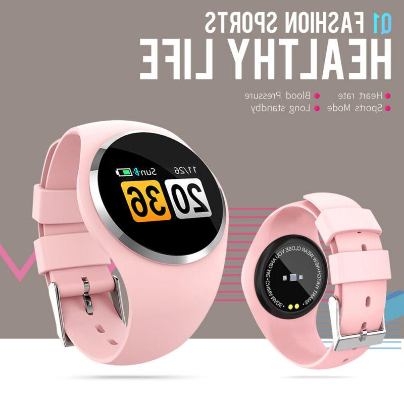 Women Girl Bluetooth Watch Phone Mate Rate For iPhone