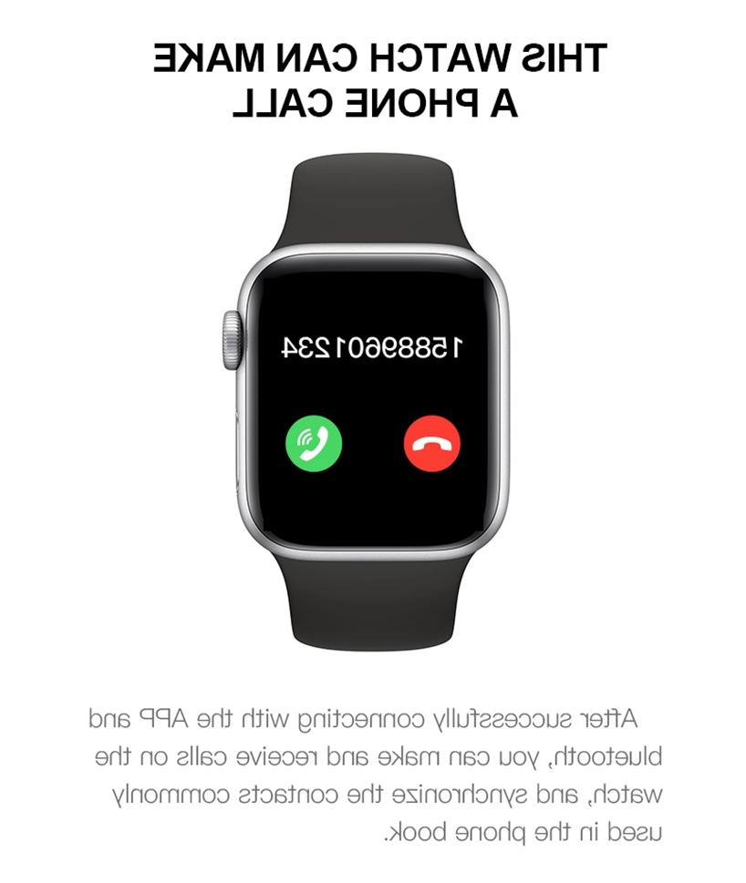 T500 Smart Watch IOS Android Iphone Smartwatch Kids