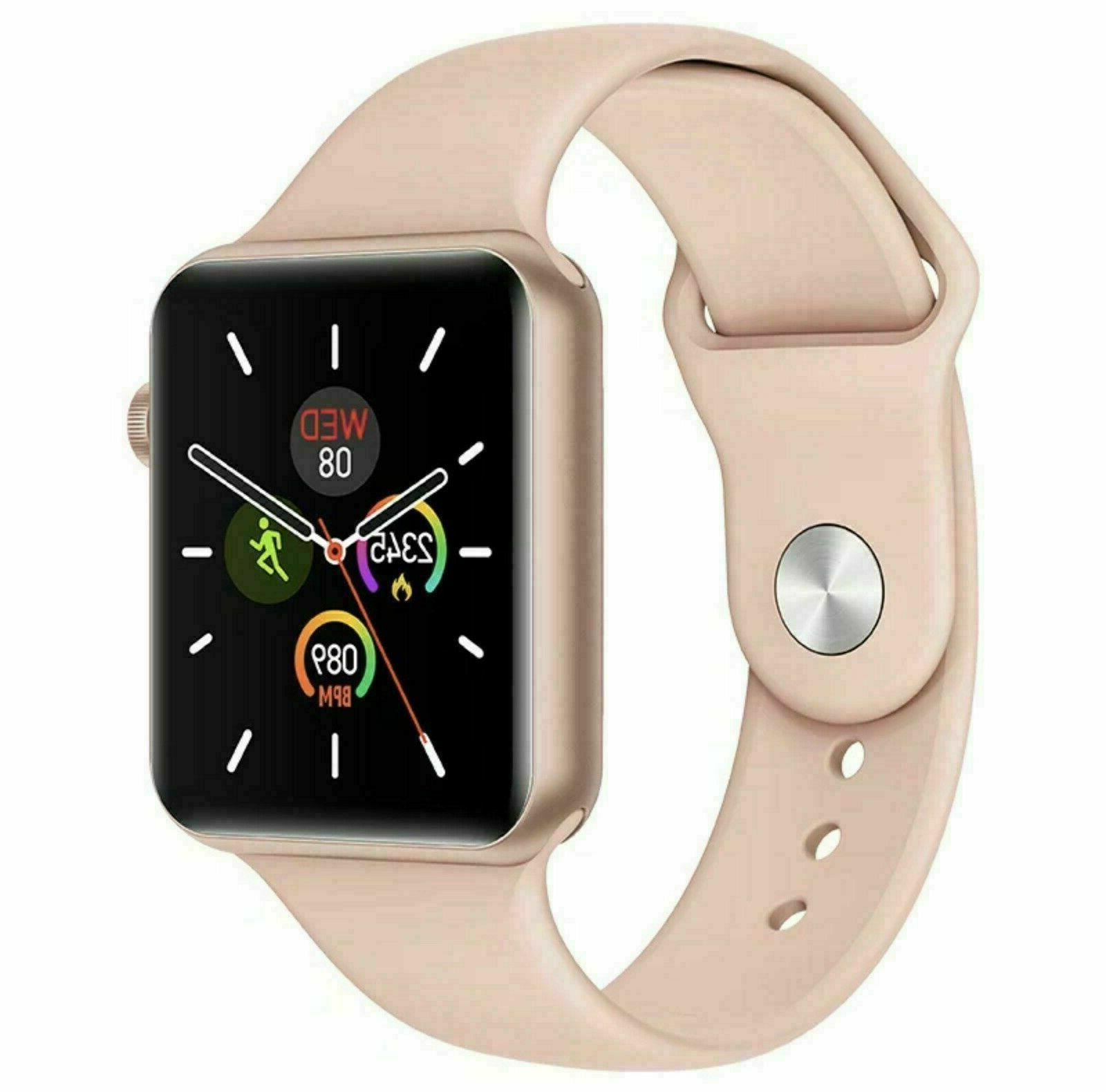 Women Men Smart Heart Wristwatch for