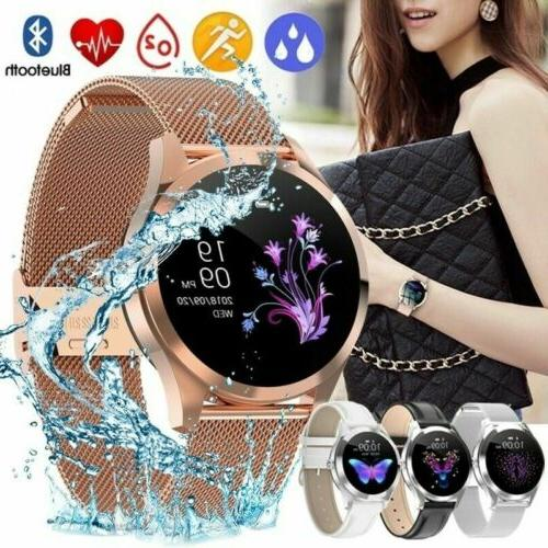 Women Watch Calories Fitness Sports Lady Gifts Waterproof