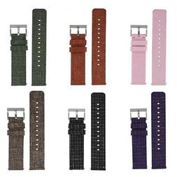 Ladies Soft Replaceable Wrist Band Watch Strap For Fitbit Ve