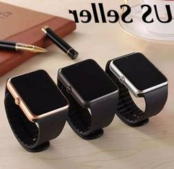 Latest Bluetooth Smart Watch with Camera Text Call with mic