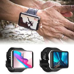 LEMFO LEMT Smart Watch 4G GPS WiFi Call 2.8-inch 2700 mAhHea