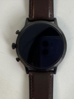 Fossil Men's Watch Carlyle Stainless Steel Touchscreen Smart
