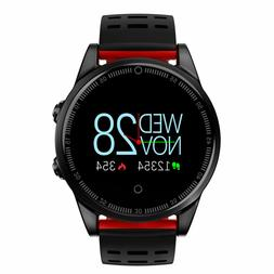 Men's Waterproof Bluetooth Smart Watch Phone Mate For IOS An