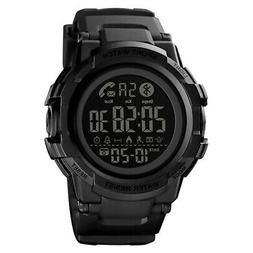 Men Smart Fashion Alarm Military Tactical Waterproof Digital