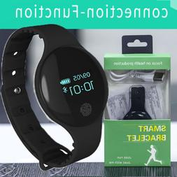 Sanda Men Women's Sports Smart Watch Waterproof Pedometer Fi