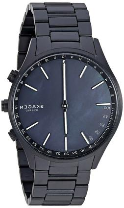 SKAGEN MENS HOLST TITANIUM HYBRID ANDROID IOS WEAR OS WATCH
