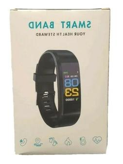 Mens Womans Smart Band Health Tracker Watch