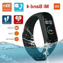 Xiaomi Mi Band 4 Smart Wristband Bracelet Watch OLED Touch S