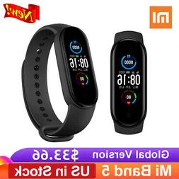 XIAOMI Mi Band 5 Wristband Health Heart Rate Monitor Smart W