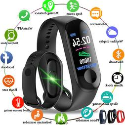 MiBand 3 Watches Screen Smart Sport Fitness Bracelet Pressur