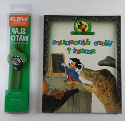 Mickey Mouse Were Dinosaurs Smart Children's Book With Dinos