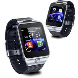 NEW Bluetooth Smart Watch And GSM Phone w/ Built-in Camera T