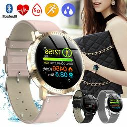 NEW Fashion Women Lady Smart Watch Heart Rate Fitness Tracke