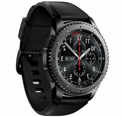 NEW Samsung Galaxy Gear S3 Frontier SM-R765A AT&T LTE Smart
