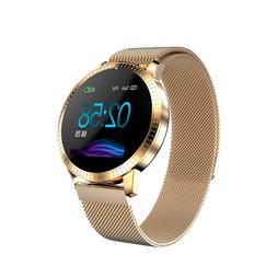 New Rose Gold Smart Watch Fitness Tracker for LG Samsung iPh