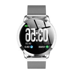 New Smart Watch With Steel Strap for Samsung Galaxy Note 9 S