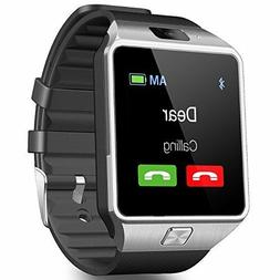 New Unlocked Bluetooth All in1 Smartwatch Cell Phone for Sam