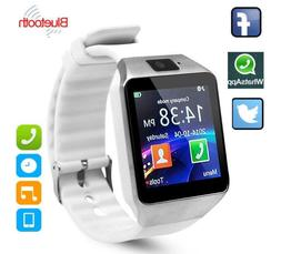 NEWEST Smart Watch DZ09 Phone + Camera SIM Card slot For And