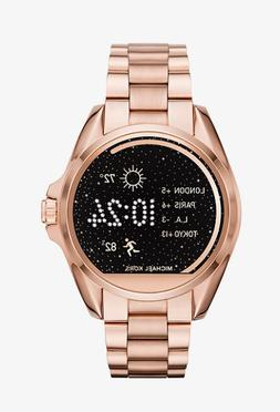 Perfect Condition Garmin Michael Kors Rose Gold SmartWatch