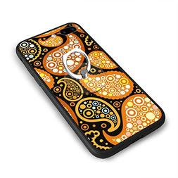 RONG FA Profusion Cashew Decorative Pattern Apple Cell Phone