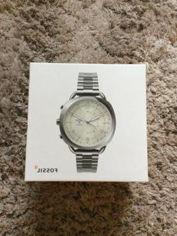 Fossil Q Accomplice Women's Hybrid Smart Watch Stainless S
