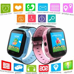 Q528 Smart Watch Anti-lost GPS Tracker Wrist For Android IOS