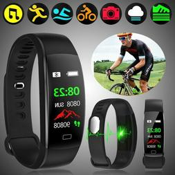 Q8 Bluetooth Smart Watch Heart Rate Oxygen Blood Pressure Sp