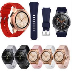 Quick Release Silicone Strap Band For Samsung Galaxy SM-R810