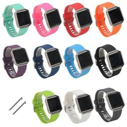 Replacement Silicone Wrist Band Strap Bracelet Fitbit Blaze