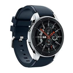 for Samsung Galaxy Watch 46mm Soft Silicone Watch Band Repla