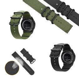 For Samsung Gear S3 Classic / Frontier Smart Watch Band Nylo