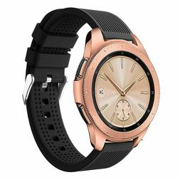 Silicone Band For Samsung Gear Sport S4 Wristband Replacemen